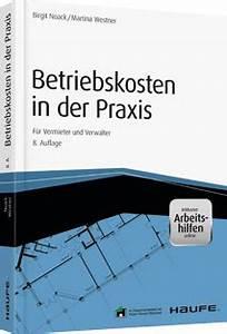 Haus Und Grund München Mietvertrag : betriebskosten in der praxis haus und grund m nchen ~ Orissabook.com Haus und Dekorationen