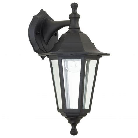 outdoor lantern lights enluce wall bracket el 40045 outdoor light