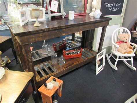 Rustic Handmade Wine Bar Buffet Table Console Just Fine