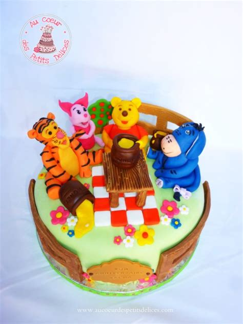 decoration anniversaire winnie l ourson anniversaire24 gateau anniversaire winnie l ourson