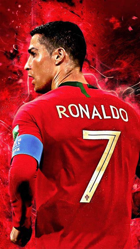 Cristiano Ronaldo Wallpaper 4K