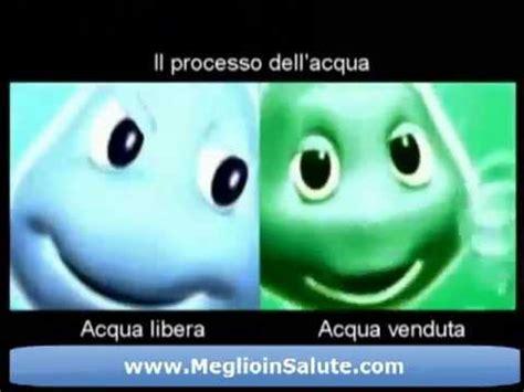 Acqua In Bottiglia O Rubinetto Acqua Rubinetto E Acqua In Bottiglia