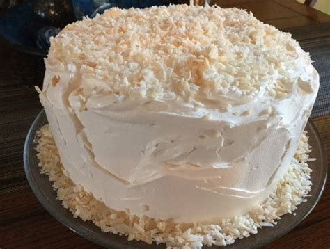 recipe naomis lemon coconut dream cake duncan hines