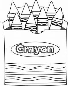 Crayon Box Clip Art - Clipartion.com