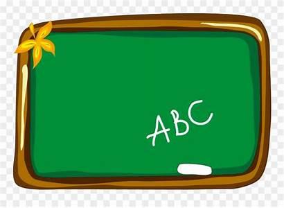 Blackboard Clipart Cartoon Clip Transprent Pinclipart Clipground