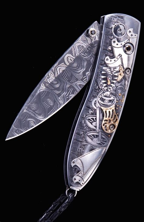 knives most expensive knife steampunk dragon monarch weapons custom guns alux ealuxe