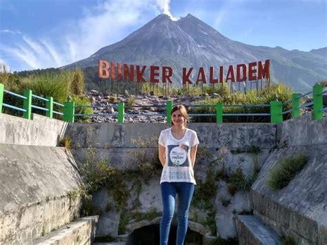 lokasi lava  merapi seputar wisata