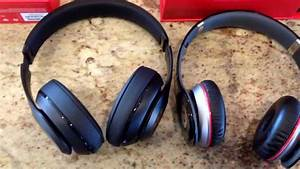 New!!! Official authentic Beats by Dre STUDIO wireless vs ...