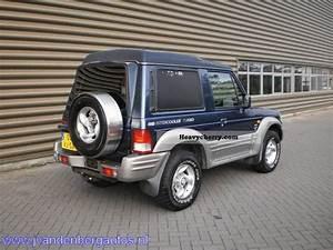 Hyundai Galloper Tc 2 5 Tdi High Roof  4x4 1999 Box