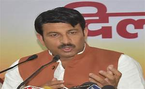 Will Bring Private Member Bill for Ram Temple: Delhi BJP ...