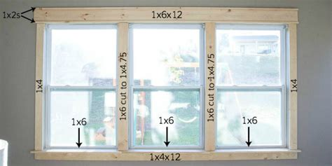 chicken coop ideas remodelaholic diy easy craftsman window trim
