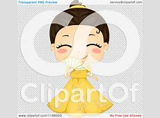 Traditional Costume clipart pilipino Pencil and in color