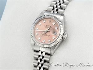 Rolex Damenuhr Diamanten Seatfreundewormsde