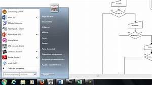 Como Usar El Programa Dfd Para Realizar Diagramas De Flujo