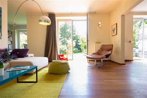Arbeitsbeispiel Gestaltung Wohnzimmer