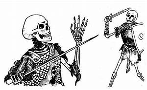Skeletons On Patrol   David Sutherland From The Ad U0026d