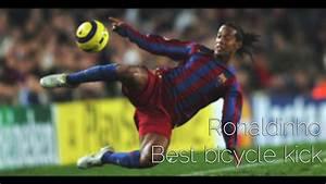 Ronaldinho best bicycle kick goals | Mejores goles de ...