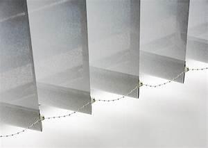 Store à Lamelles Verticales : store tamisant bandes verticales ~ Premium-room.com Idées de Décoration