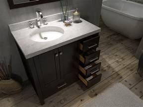48 Inch Double Sink Bathroom Vanity Top by Ace Cambridge 37 Inch Single Sink Bathroom Vanity Set
