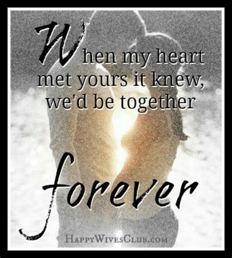 Staying Together Forever Quotes