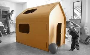 Cabane En Carton À Colorier : cabane en carton studiolada ~ Melissatoandfro.com Idées de Décoration