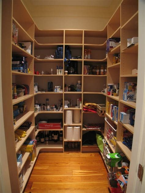 her office walk in pantry traditional closet