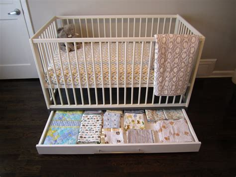 cribs with storage baby cribs ikea designs materials and features homesfeed