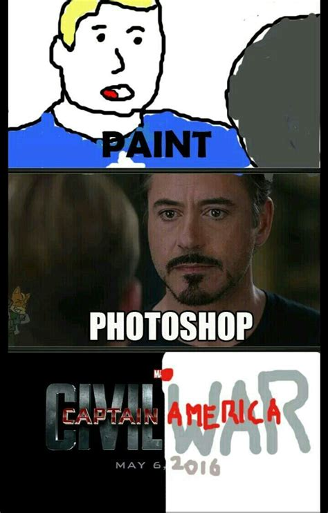 Civil War Meme Civil War Meme By Jhonataskhan Memedroid