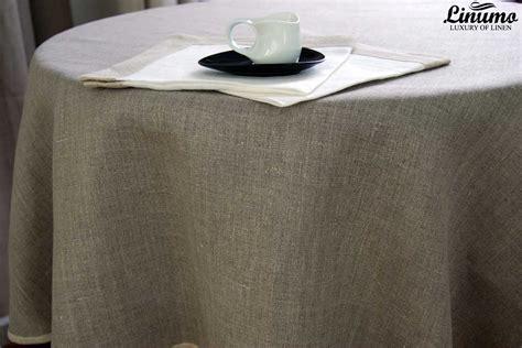 Leinen Tischdecke by Tischdecke 100 Leinen Grau Verschiedene Gr 246 223 En