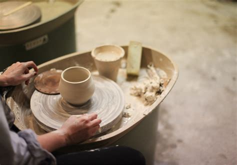 Shaping Creativity With Clay At The Pottery Shed