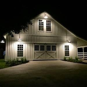 Large Outdoor Barn Lights