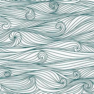 Best Photos of Simple Wave Pattern Template - Wave ...
