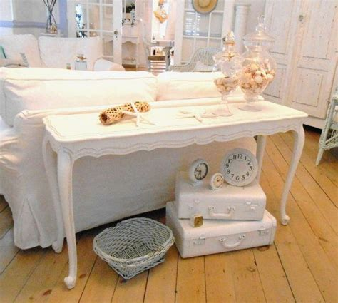 shabby chic sofa tables 17 best images about shabby chic on pinterest old suitcases vintage suitcases and steamer trunk
