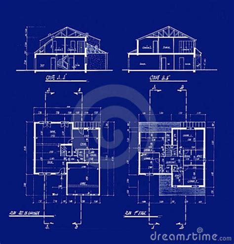 house blueprints 4506487 model sheet blue print