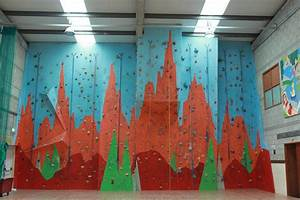 Indoor Climbing Wall at Shannon Leisure Centre in Co ...