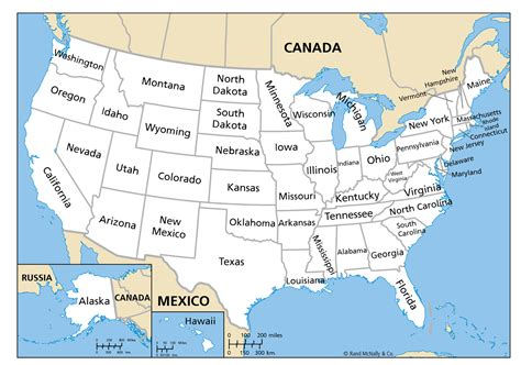 maps  state names united states outline map