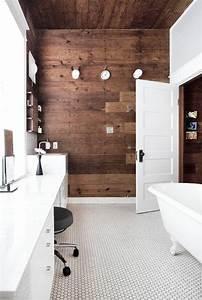les panneaux muraux ou trouver votre modele archzinefr With salle de bain design avec panneaux isolants décoratifs