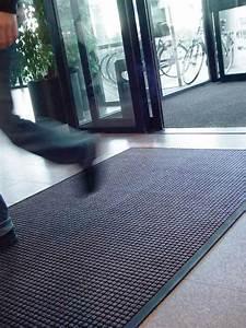 Tapis Intérieur Entrée : tapis d 39 entr e gu pour l 39 int rieur 120 x 180 cm noir ~ Edinachiropracticcenter.com Idées de Décoration