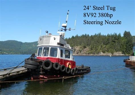 Tug Boat Draft by 1976 Yarding Tug Sold Shallow Draft Tug Boat For Sale