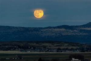 Brightest Supermoon Since 1948 Fills The Sky