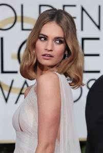 15 Fun Facts Yo... Lily James