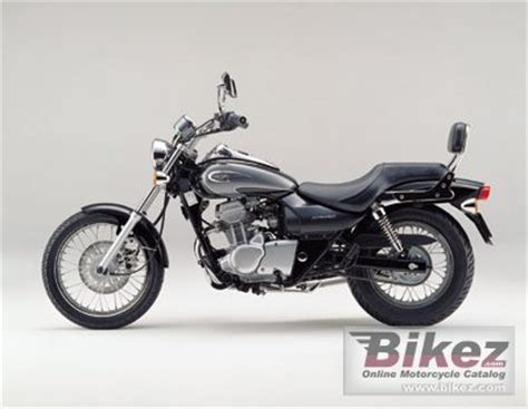 Kawasaki Eliminator 125 Review by 2001 Kawasaki Eliminator 125 Specifications And Pictures