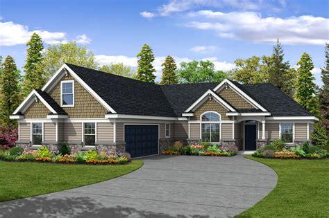 craftsman house plans ellington    designs