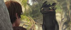 how to train your dragon movie toothless