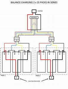 Charging 2 X 3s Lipo U0026 39 S In Series  Please Look Over My Schematic - Esk8 Electronics