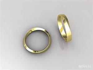 mobius wedding ring infinity wedding ring modern by benati With mobius wedding ring