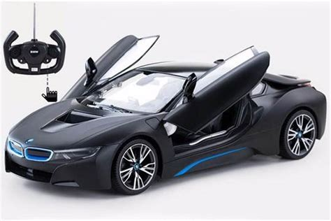 14 Scale Bmw I8 With Gull-wing Doors