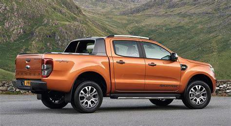 2018 Ford Ranger Wildtrak Review, Price