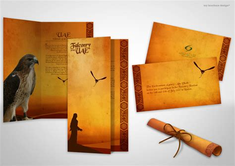 Brochure Design Ideas by 40 Unique And Beautiful Exles Of Brochure