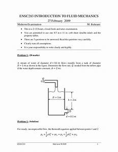 Midterm F09 Solution